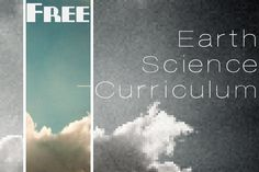 Totally free earth science curriculum/online textbook.