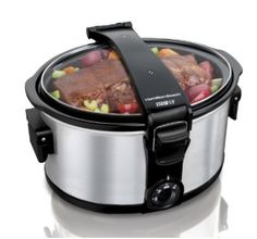 Hamilton Beach Slow Cooker and Crock Pot