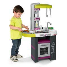 cuisini re en bois maxi cuisine chic janod magasin de jouets pour enfants tout pour bb. Black Bedroom Furniture Sets. Home Design Ideas