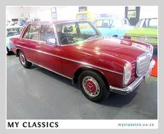 1977 Mercedes-Benz 230.4 classic car