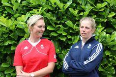 Olympic Team GB: Gemma Tattersall & Izzy Taylor