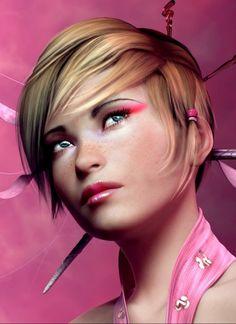 Possibly Nonsense: Pink Sugar Girl