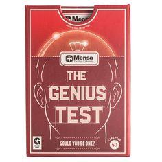 genius test mensa