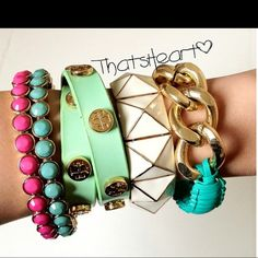That'sheart bracelet collection