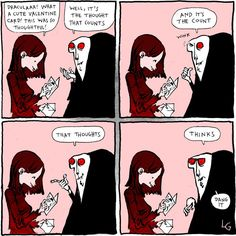 Dracula's Valentine
