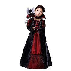 Deguisement Enfant Costume Halloween fille vampire comtesse M Amurleopard http://www.amazon.fr/dp/B01567IMBU/ref=cm_sw_r_pi_dp_tzNgwb111H96K