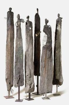 Yolande Biver sculpture