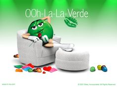cool m&m pictures | free funny green white desktop wallpaper m m uploaded by edmundo on ...