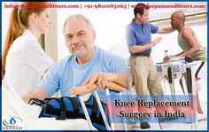 Best Destinations for #KneeReplacementSurgery in India .... http://goo.gl/nMc9hG  We will be happy to provide any medical assistance. Call us at +91-9810085065 or mail us at: info@deepammeditours.com