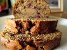 <3 walnut & cranberry zucchini bread