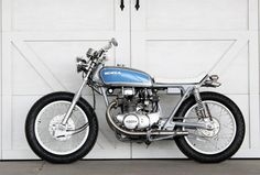 Honda CB350 by thebikeshed