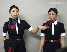 Airline Uniforms, Company News, Cabin, Female, Random, Style, Fashion, Swag, Moda