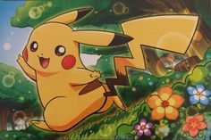 "Sanosuke Sakuma ""Pikachu"" from Furious Fists First Pokemon, Type Pokemon, All Pokemon, Pokemon Cards, Pichu Pikachu Raichu, Pikachu Art, Cute Pikachu, Pikachu Evolution, Deadpool Pikachu"