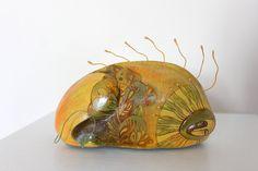 Lion OOAK art doll, Нandmade doll, Art sculpture by JuliasArtStore on Etsy