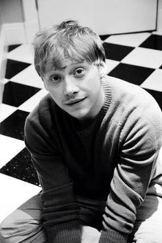 "New photo of Rupert, Thank you Jessie Craig! ""Rupert Grint photographed at the Savoy Hotel, London for a BAFTA collaboration with Wonderland and Rollercoaster Magazines showcasing up and coming talent prior to the EE British Academy Film Awards in Ron And Hermione, Ron Weasley, Harry Potter Actors, Bae, British Academy Film Awards, Rupert Grint, Donald Glover, Famous Faces, Celebrity Crush"