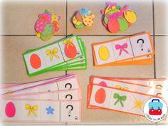 Een thema die ieder jaar terugkomt en waar je niet onderuit kunt.Door de chocolade - eieren is het een thema die kinderen van alle leeftijden graag doen.