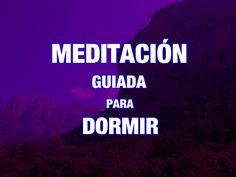 Meditación guiada para dormir  ( EXTENDIDA ) - YouTube