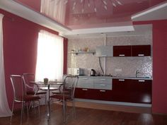 Kitchen Wall Color Combinations