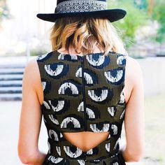 Adette Dress #Anthropologie #MyAnthroPhoto