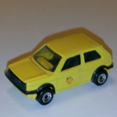 ITEM matchbox 75 series swiss ptt tampo livery very rare issue to find volkswagen golf gti DISCRIPTION paint is unchipped but has some paint bubbling