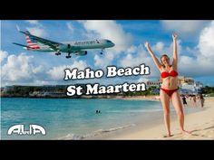 Alma de Aventuras: Maho Beach, Sint Maarten un día a pura adrenalina