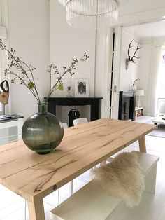 Binnenkijken bij Lianne – My Simply Special - My CMS Living Room Modern, Home Living Room, Living Spaces, Style At Home, Living Room Inspiration, Interior Inspiration, Mesa Exterior, Interior Styling, Interior Design