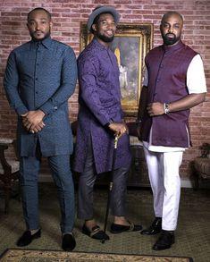 Latest Senator Designs For Naija Men African Attire For Men, African Clothing For Men, African Wear, African Dress, African Style, Nigerian Men Fashion, African Print Fashion, African Print Jumpsuit, Native Wears