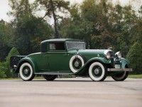 1932 Lincoln Model KB Coupe by Judkins