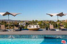 John-Legend-And-Chrissy-Teigen-Beverly-Hills-Real-Estate-Pool