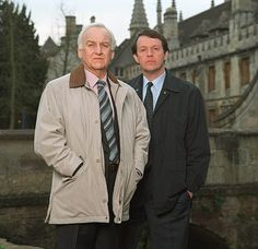 cast of inspector lewis - Google Search