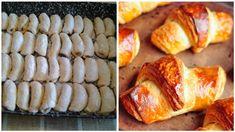 Skvělé česnekové placky podle slovenského receptu z Tater   iRecept.cz Kefir, Baked Potato, Hot Dogs, Sausage, Pizza, Potatoes, Bread, Baking, Cookies