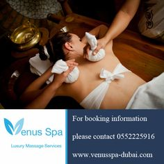 This is a center of excellence where customers come and leave a happy lot. The Venus spa is one of the best massage centers in Deira