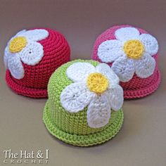 Ravelry: Spring Fling by Marken of The Hat & I