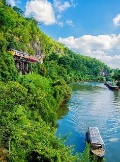 Amazing Place To Visit, Kanchanaburi - Thailand
