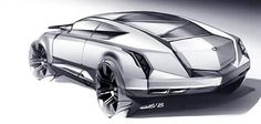 Could be a Cadillac sketch