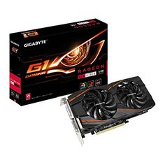 awesome Gigabyte Radeon RX 480 G1 Gaming 4G AMD Radeon RX 480 4GB - Tarjeta gráfica (Activo, ATX, AMD, Radeon RX 480, GDDR5, PCI Express x16 3.0)