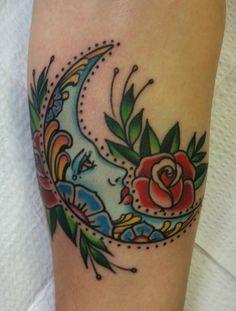 @ quejlaverga /// tatuaje de luna