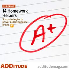 ADHD Homework Stress: Getting Assignments Done Adhd Odd, Adhd And Autism, Adhd Help, Adhd Strategies, Kids Homework, Energy Kids, High Energy, Dysgraphia, Dyslexia