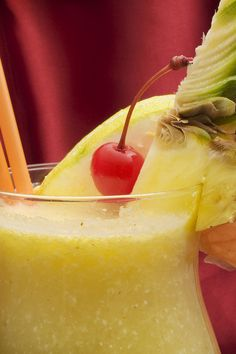 Forget the blender, all you need for a great Pina Colada is a cocktail shaker.