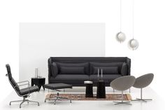 Sofas | Sitzmöbel | Alcove Highback Sofa | Vitra | Ronan & Erwan Bouroullec