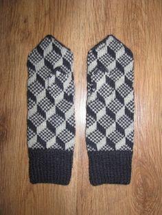 Traditional mittens by Esta Prangel | Project | Knitting / Gloves & Mittens | Kollabora