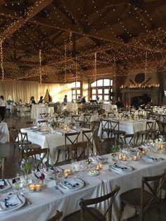 Drum Wedding | 1.16.16 | Frazier Pavilion | Top Tier Catering | Ceiling decor by Top Tier | Floral by Nouveau Romantics