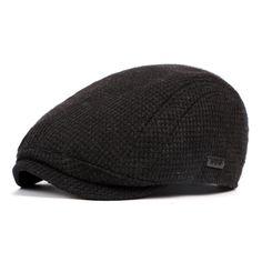 Only US$10.88 , shop Unisex Men's Cotton Wool Gatsby Beret Cap Golf Driving Hat at Banggood.com. Buy fashion Hats & Caps online.