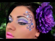 Fairy makeup tutorial / Maquillaje de Hada