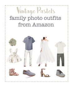 Spring Family Photo Outfits from Amazon! – Affordable Photography Props Neutral Family Photos, Spring Family Pictures, Family Photos What To Wear, Outdoor Family Photos, Family Beach Pictures, Fall Photos, Fall Family Photo Outfits, Family Portrait Outfits, Beach Picture Outfits