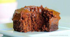 Um delicioso bolo que leva apenas 5 minutos a fazer! Experimenta e delicia-te! | Sobremesas de Portugal