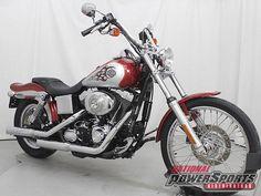 2004 Harley Davidson FXDWGI DYNA WIDE GLIDE
