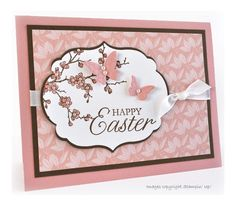 Card Creations by Beth: Easter Card