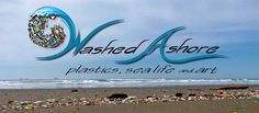 The Washed Ashore project is now being exhibited at the Chula Vista Nature Center. Makes you want to get plastic out of your life. Yes, I know, nearly impossible.