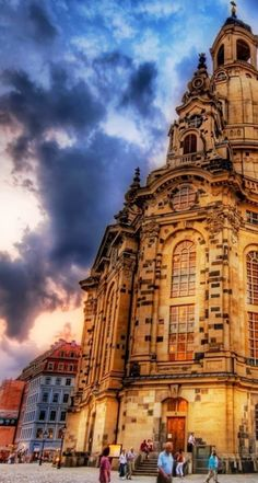 Dresden Cathedral - Germany